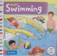Busy Swimming : Push Pull Slide