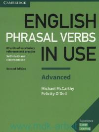English Phrasal Verbs in USE : Advanced
