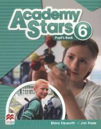 Academy Stars 6 : Pupil's Book : Your Access Code
