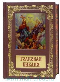 Толковая Библия. Руководство к библейской истории Ветхого и Нового Завета : полное издание в одном томе