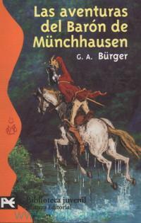 Las aventuras del Baron de Munchhausen