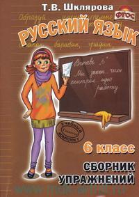 Русский язык : 6-й класс : сборник упражнений : упражнения, диктанты, мини-справочник  : новые образовательные стандарты