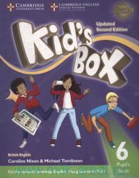 Kid's Box 6 : Pupil's Book