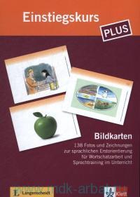 Berliner Platz Neu : Einstiegskurs Plus : Bildkarten : Deutssch im Alltag