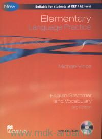 Language Practice : Elementary : English Grammar and Vocabulary : Suitable for Students at KET / A2 Level : New