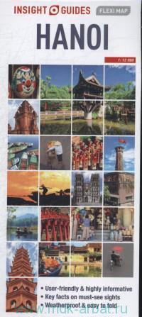 Hanoi : Flexi Map : М 1: 12 000