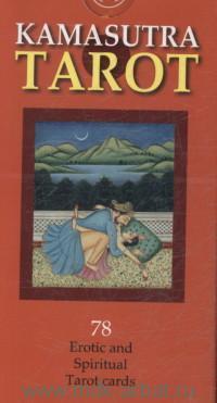 Таро Камасутра : 78 карт = Kamasutra Tarot : 78 Erotic and Spiritual Tarot Cards