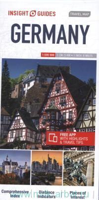 Germany : Travel Map : M 1:500 000