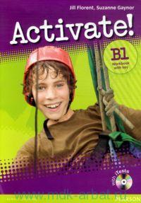 Activate!  B1 : Workbook with Key