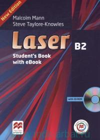 Laser B2 : Student`s Book with eBook