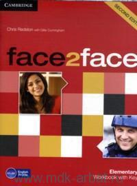 Face2Face : Elementary : Workbook with Key A1-A2
