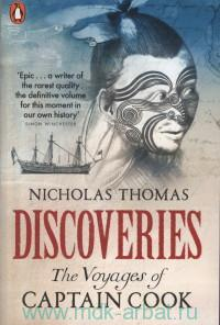 Discoveries. The Voyages of Captain Cook